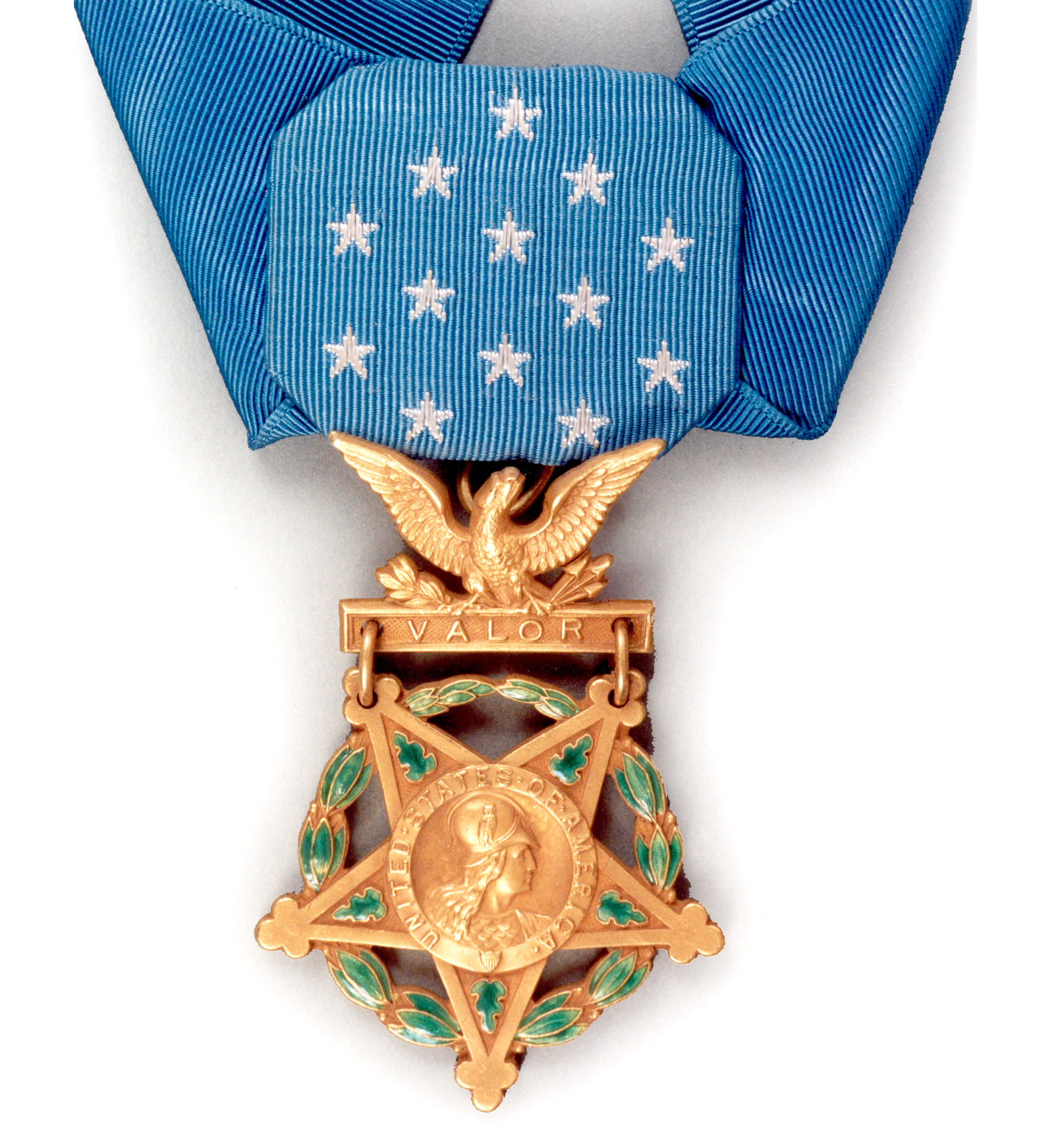 how to clean military medals