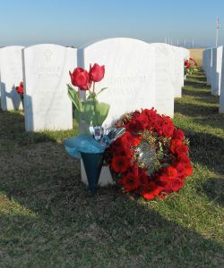 New Floral Removal Schedule Starts March 15, 2017 at Miramar National Cemetery