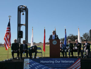 Veterans Tribute Tower & Carillon Newest Memorial Dedicated at Miramar National Cemetery